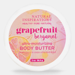 Natural Inspirations Body Butter
