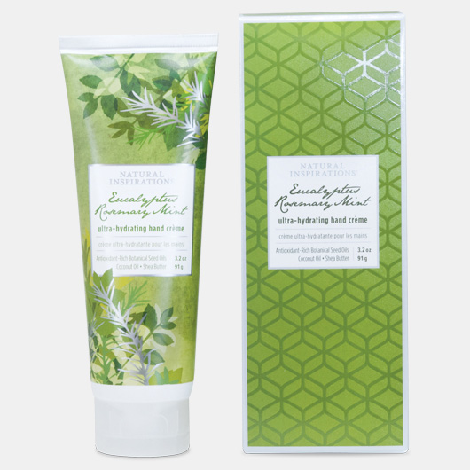 Natural Inspirations Hand Creme