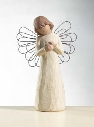 Willow Tree® sculptures from DEMDACO - Angel of Healing