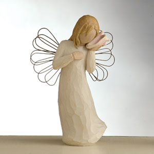 Willow Tree® sculptures from DEMDACO - Thinking of You